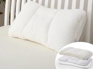 6位 ニトリ『高さが10ヵ所調整できる枕(パイプ)』