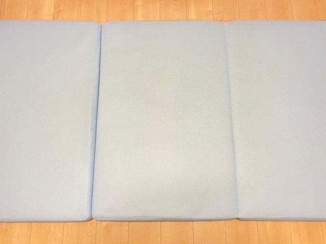 エアウィーブ三つ折りマットレス
