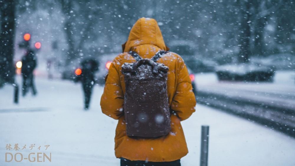 リカバリーサンダル 冬